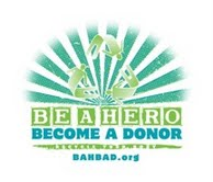 Become a Hero, Become a Donor
